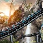 Así es la nueva Jurassic World VelociCoaster
