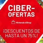 Nintendo pone en marcha las Ciberofertas con descuentos de hasta el 75% en juegos de Switch