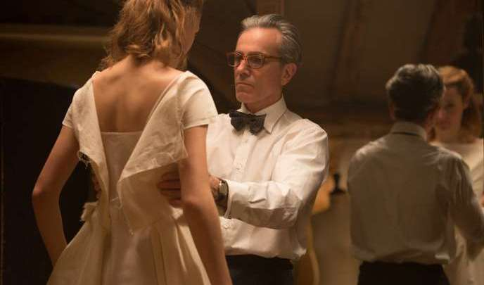 Critique cinéma : Phantom Thread de Paul Thomas Anderson