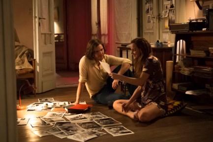 "Daniel (Daniel Brühl), Lena (Emma Watson) in ""Colonia"""