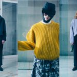 Spotted Octavian Poses In Front Of Ferrari In Monochrome Look Pause Online Men S Fashion Street Style Fashion News Streetwear