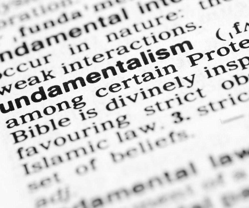 AA Fundamentalism