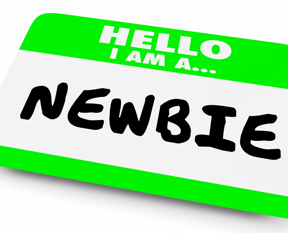 Four Things Newcomers Should Know