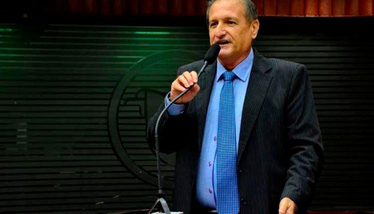 Galdino tira licença e Hervázio continua como líder do Governo na Assembleia