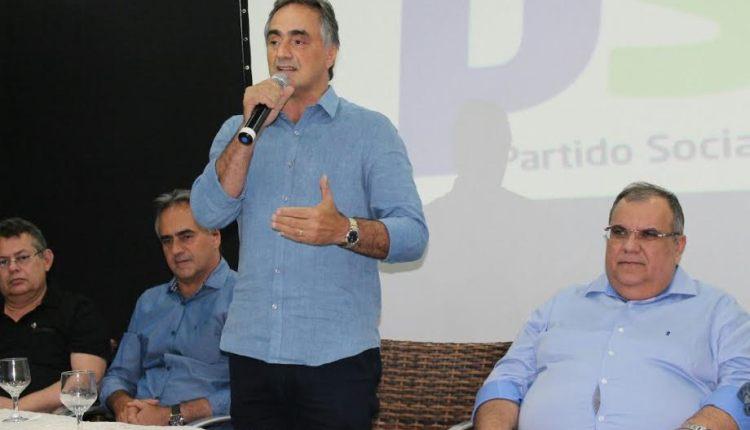 Cartaxo decreta luto oficial de três dias pelo falecimento do deputado Rômulo Gouveia
