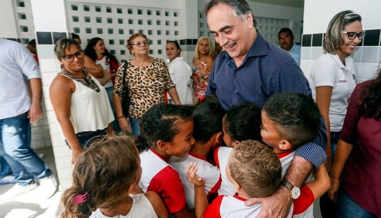 Prefeitura de João Pessoa chega à marca de 60 creches com novo padrão de qualidade nesta quinta-feira