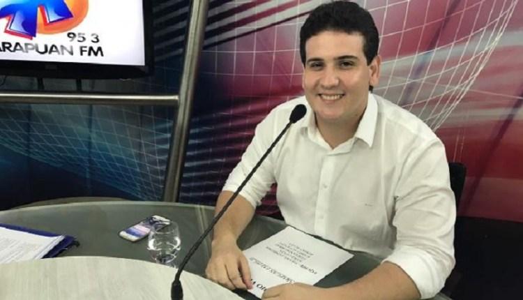 André Amaral confirma presença na abertura do São João de Patos