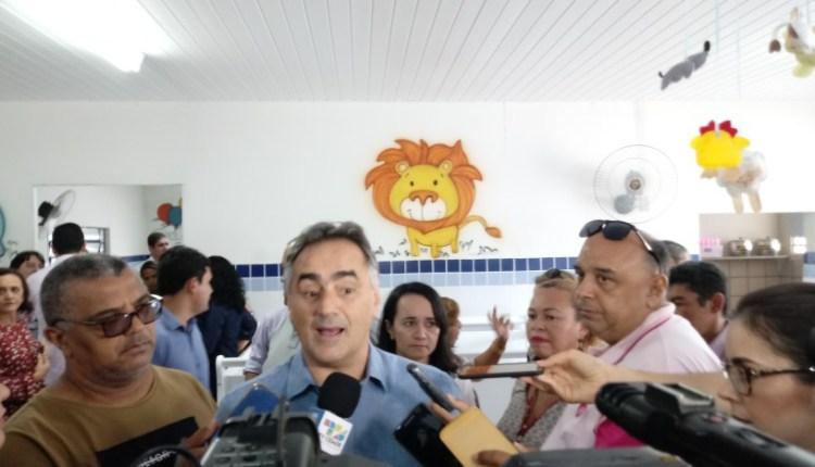 Nesta quinta, Cartaxo entrega reforma e ampliação de USF no Treze de maio