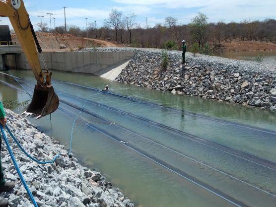 Transposição do Rio São Francisco não tem garantia de operação e manutenção, diz CGU