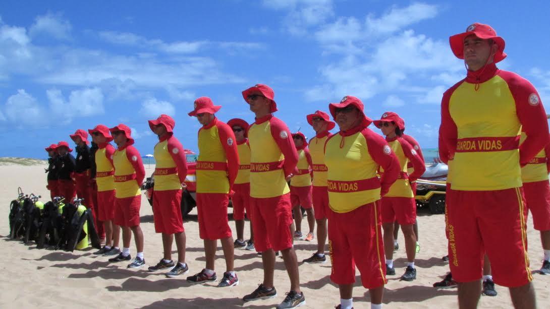 Corpo de Bombeiros inicia Operação Verão no litoral paraibano