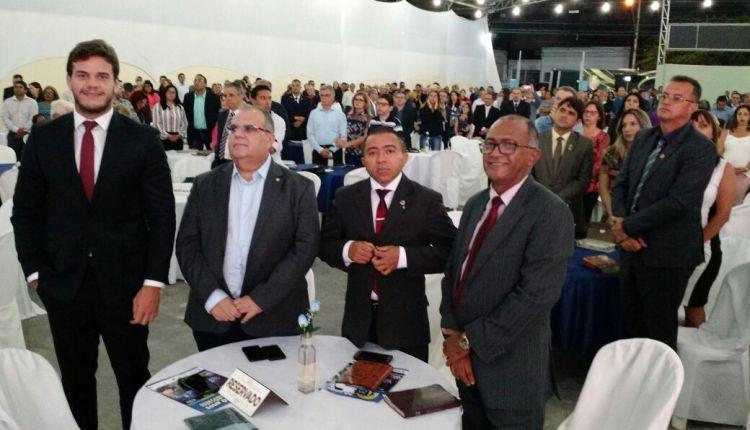 Bruno lembra Dia da Consciência Cristã durante lançamento da 20ª edição do Encontro