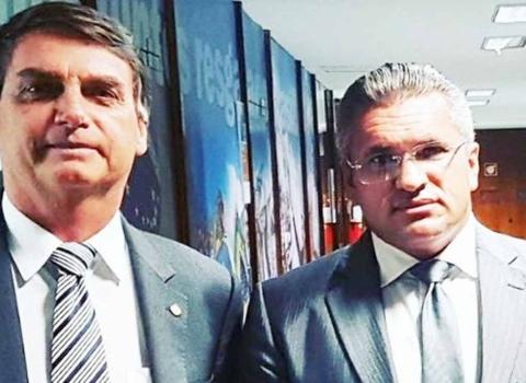 Lucas Pereira perde comando do PSL na PB para 'braço direito' de Bolsonaro