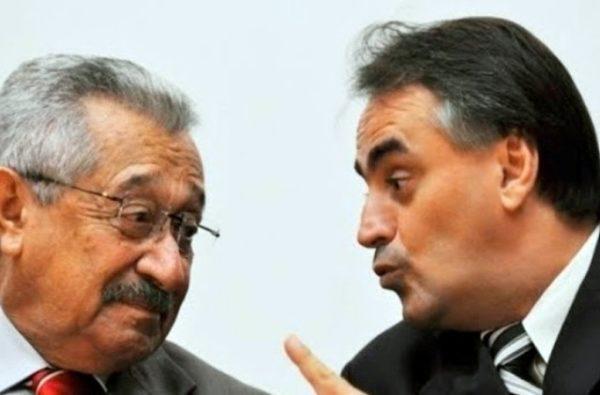 Cartaxo exonera indicados pelo MDB e decreta 'racha' com Maranhão