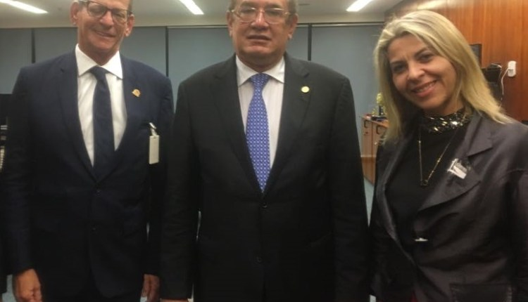 Ministro Gilmar Mendes confirma vinda à CMJP para participar de debate