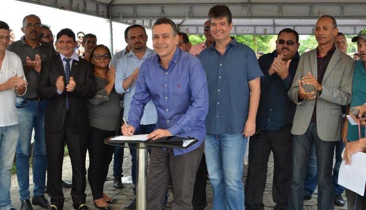 Em Sta Rita, Panta destaca pagamento de 17 folhas em um ano e ações na cidade