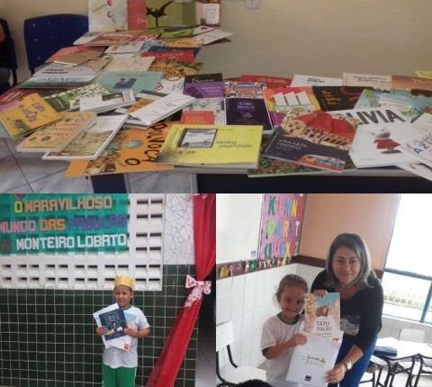 Parceria entre Prefeitura de São José dos Cordeiros e Itaú garante mais de 600 livros infantis para crianças