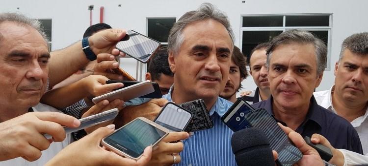 OUÇA: Cartaxo 'prega' Cássio e Lira como candidatos ao Senado e despista sobre Manoel Jr