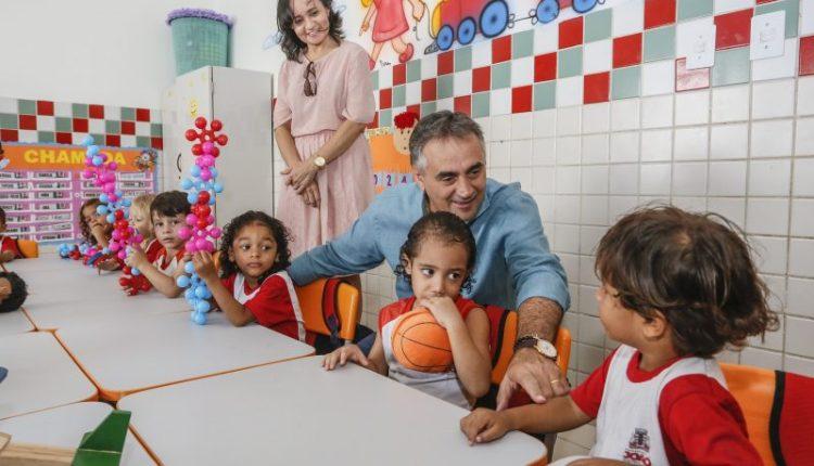 PMJP entrega requalificação de creche no Jardim Planalto e amplia vagas de berçário