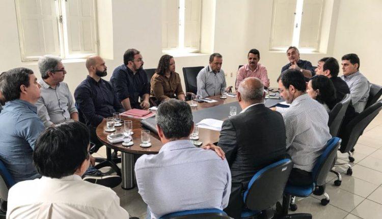 Cartaxo reúne secretariado e define medidas para reduzir efeitos da crise de desabastecimento