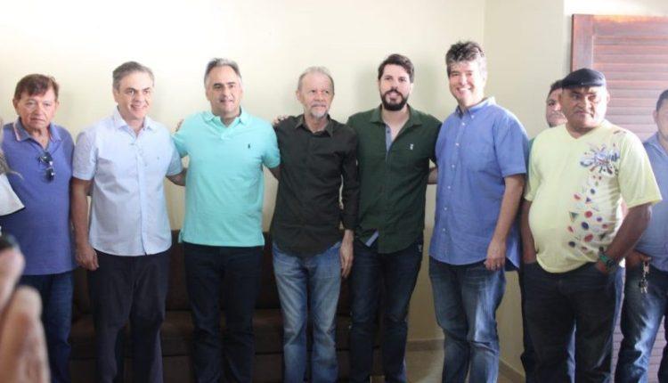 Ao lado de Cássio e Ruy, Lucélio conquista mais apoios de lideranças no Sertão da PB