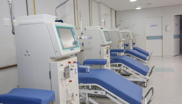 PMJP entrega Centro Municipal de Hemodiálise e amplia atendimento público para pacientes renais