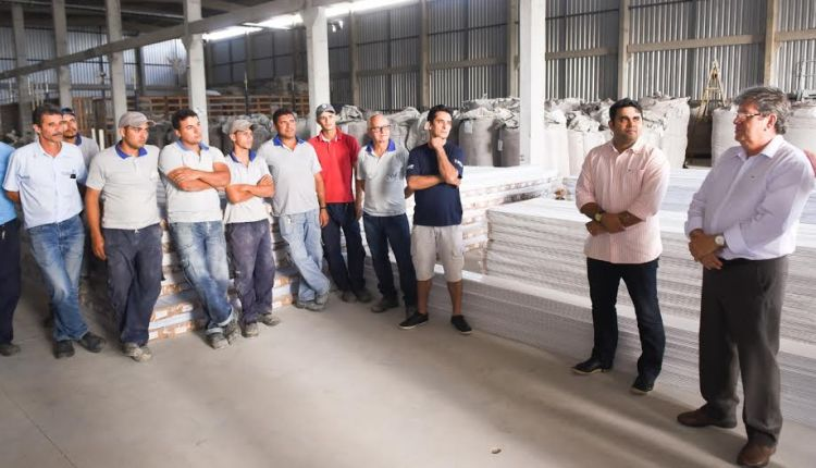 Em CG, Azevêdo é recepcionado por empresários e dialoga sobre o futuro do setor industrial