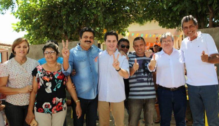 Em Malta: Ex-prefeito reúne lideranças políticas para fortalecer pré-candidatura de Azevêdo