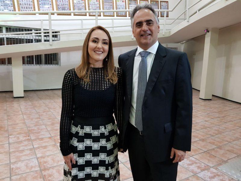 Lucélio destaca força da mulher paraibana durante homenagem à médica Micheline Rodrigues