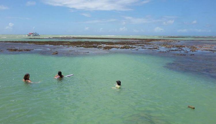 Litoral Paraibano tem 48 praias aptas para o banho; confira
