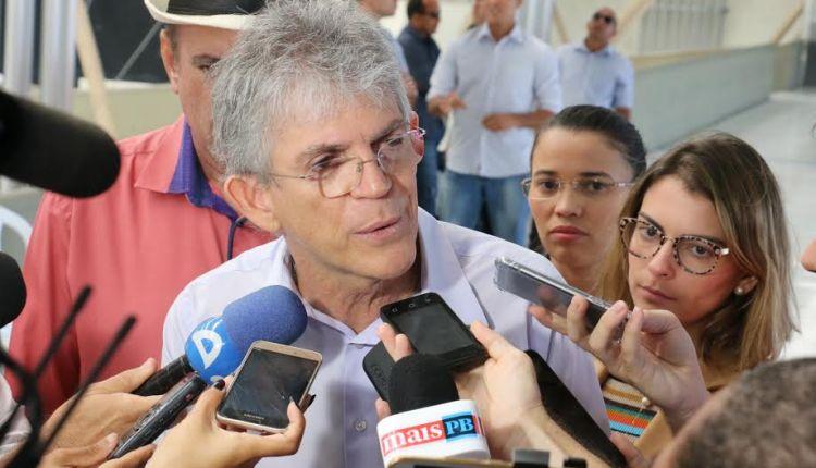 Ricardo anuncia novo calendário de inaugurações a partir desta segunda; confira