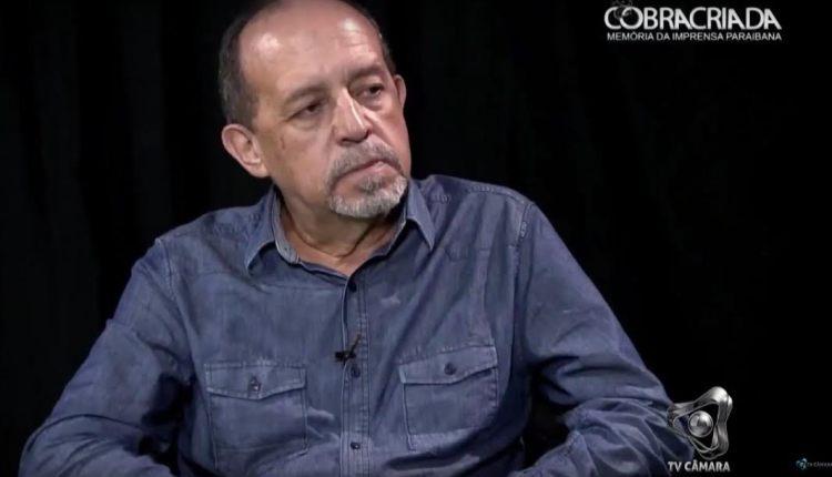 Jornalista Rubens Nóbrega passa a comanda programa na TV Câmara