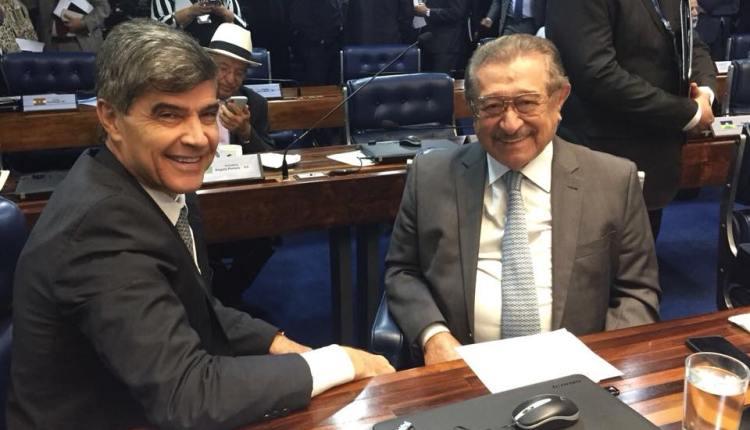 Wellington Roberto admite disputar uma vaga no Senado na chapa de Maranhão (MDB)