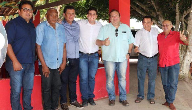 Lideranças de Pedras de Fogo aderem ao Pros e declaram apoio à reeleição de André Amaral