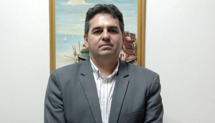 Prefeito anuncia Fábio Carneiro como secretário de Gestão Governamental e Articulação Política