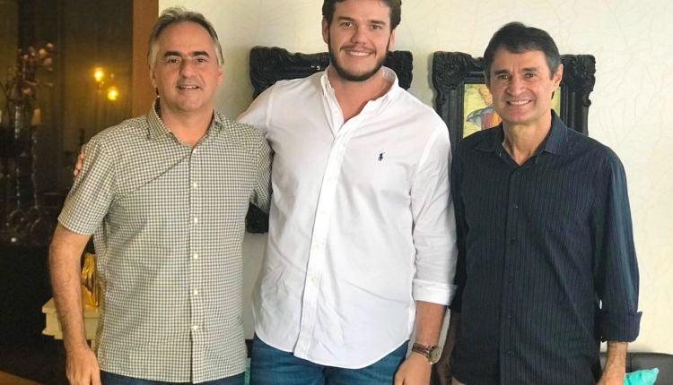 Solidariedade anuncia aliança com pré-candidatura de Lucélio Cartaxo ao Governo