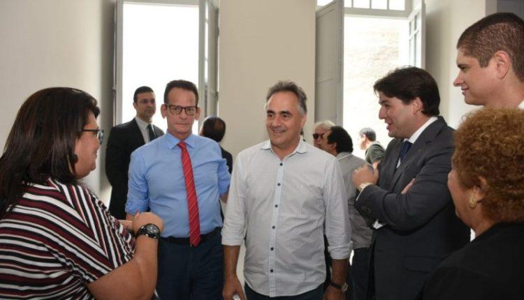 """""""Centro histórico deixa de ser um foto antiga e se transforma em espaço para famílias e para cultura"""", diz Marcos Vinícius"""