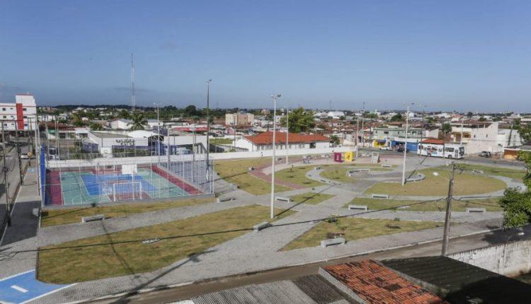 Luciano Cartaxo entrega Praça da Família nesta segunda-feira