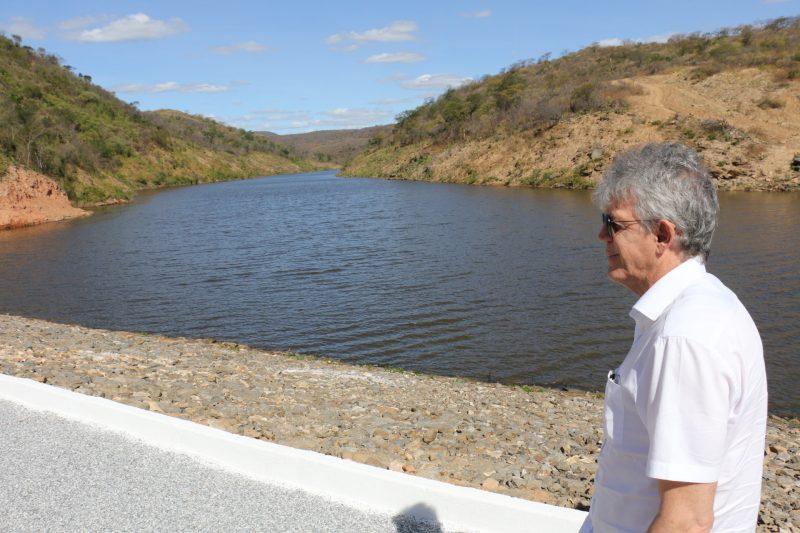 Governo entrega barragem Pedra Lisa beneficiando 13 mil pessoas em Imaculada