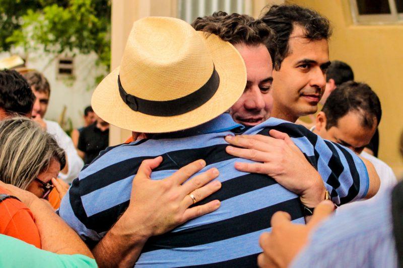 Ex-deputado Ramalho Leite anuncia apoio e destaca qualidades de Veneziano para o Senado