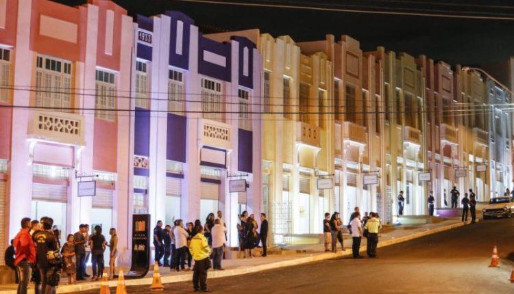 Cartaxo entrega Villa Sanhauá e destaca o maior projeto de intervenção já realizado no Centro Histórico da Capital