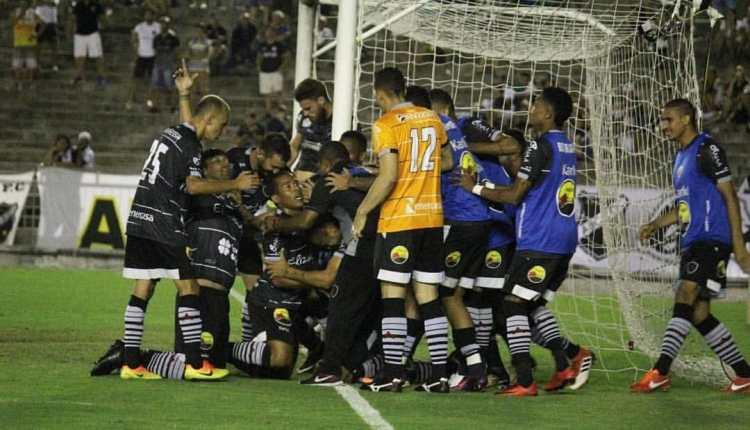 Botafogo-PB vence o ABC-RN e volta a sonhar com classificação