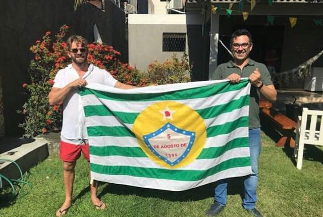 Ex-deputado anuncia apoio à pré-candidatura de Henrique Maroja ao parlamento paraibano