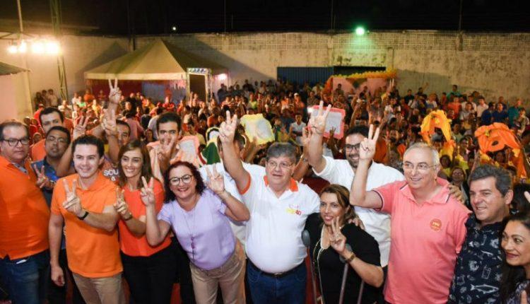 João projeta estrada que liga Santa Rita a Conde e construção de Vilas Olímpicas