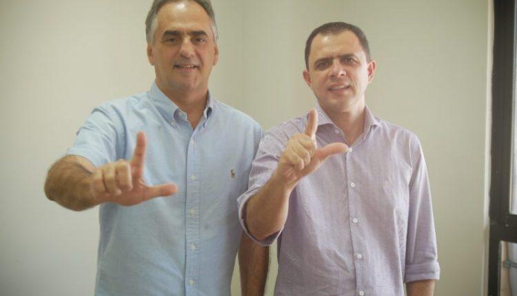 MAIS ADESÕES: prefeito de São Sebastião de Lagoa de Roça anuncia apoio a Lucélio Cartaxo