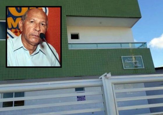 Bernardo Filho volta a ser homenageado; desta vez terá um nome de um residencial