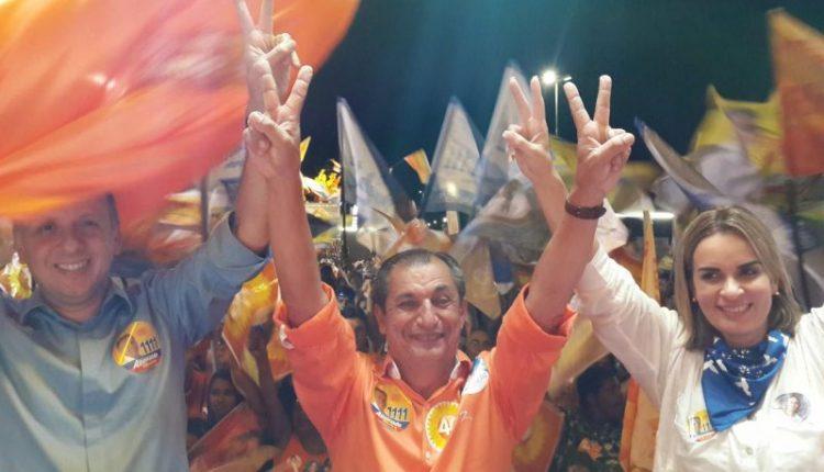 Prefeito do PSB anuncia apoio à pré-candidatura de Daniella Ribeiro ao Senado