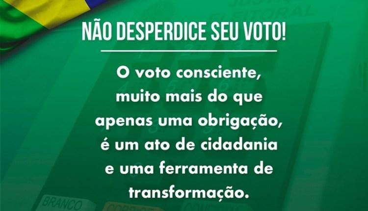 Solidariedade lança campanha 'Não desperdice seu voto' contra abstenções e votos inválidos