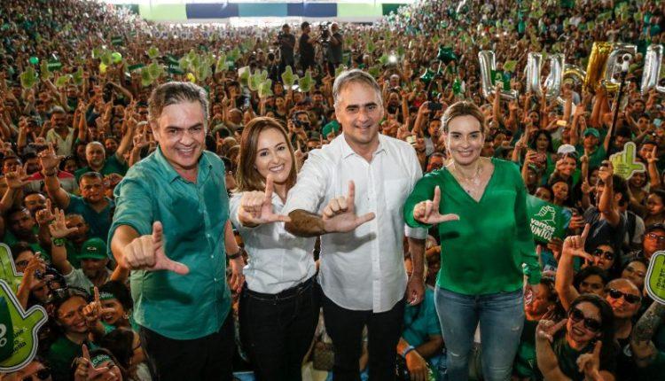Lucélio Cartaxo registra candidatura nesta terça-feira às 12 horas
