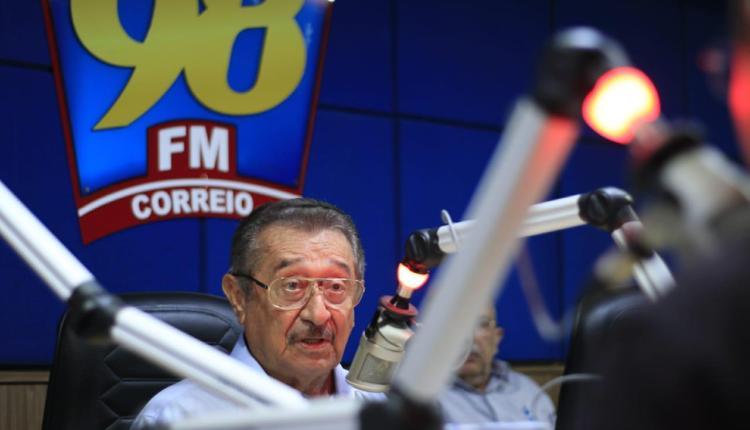 """Maranhão diz """"estar feliz"""" com nova pesquisa e pede mais empenho a sua militância"""