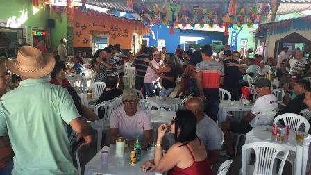 Amde promove feriadão com muito forró na Vila do Artesão